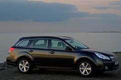 Subaru Outback estate car photo image 2