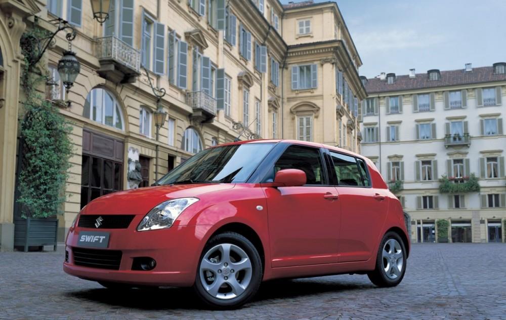 Suzuki Swift 2005 foto attēls
