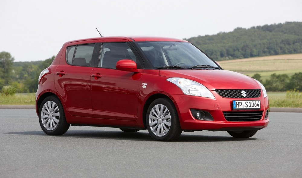 suzuki swift hatchback 2010 2013 reviews technical data. Black Bedroom Furniture Sets. Home Design Ideas
