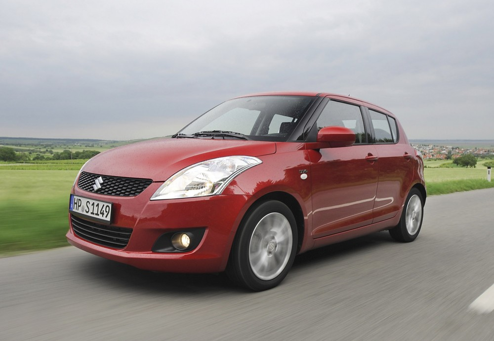 Suzuki Swift 2010 photo image