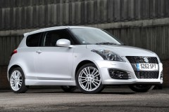 Suzuki Swift hatchback photo image 2