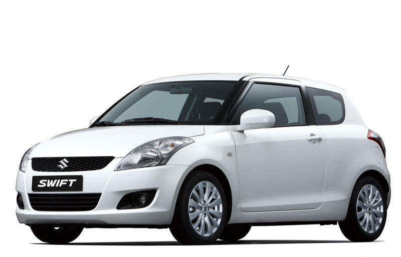 suzuki swift 3 door hatchback 2010 2013 reviews. Black Bedroom Furniture Sets. Home Design Ideas