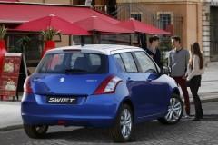 Suzuki Swift hečbeka foto attēls 11