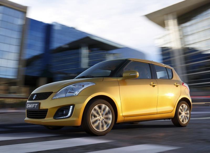 Suzuki Swift 2013 foto attēls