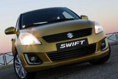 Suzuki Swift hečbeka foto attēls 4