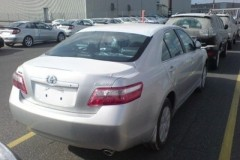 Toyota Camry sedan foto 9