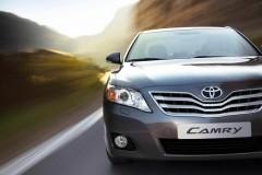 Toyota Camry sedan foto 2