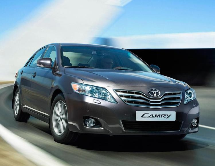 Toyota Camry 2009 foto