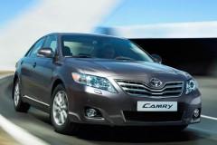 Toyota Camry sedan foto 11