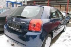 Toyota Corolla hatchback foto 1