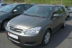 Toyota Corolla hatchback foto 14