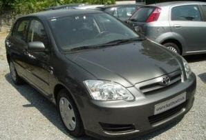 Toyota Corolla 2004 foto