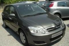 Toyota Corolla hatchback foto 12