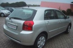 Toyota Corolla hatchback foto 8