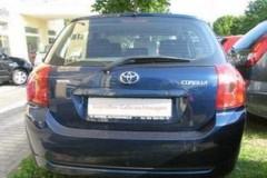 Toyota Corolla hatchback foto 5