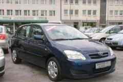 Toyota Corolla hatchback foto 4