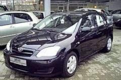 Toyota Corolla hatchback foto 2