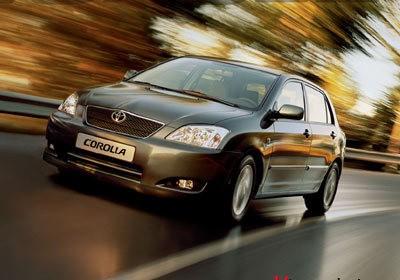 Toyota Corolla 2004 Photo Image