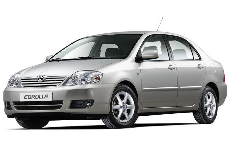 Toyota Corolla Sedan Reviews Technical Data Prices
