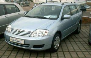 Toyota Corolla 2004 foto attēls