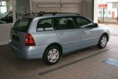 Toyota Corolla Wagon universāla foto attēls 7