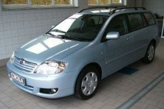 Toyota Corolla Wagon universāla foto attēls 6