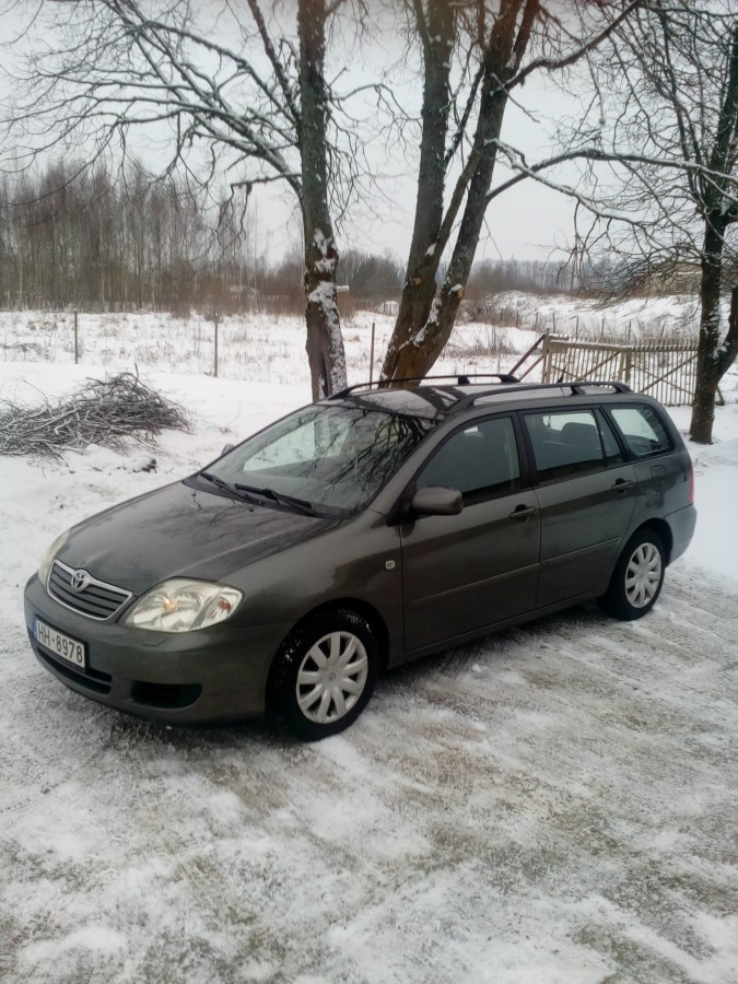 ... Manual Gearbox Toyota Corolla Estate Car/wagon 2005. Share This Review