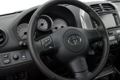 Toyota RAV4 dashboard (instrument panel)