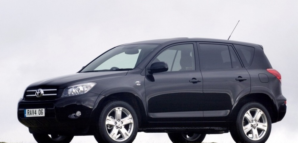 Toyota RAV4 2006 photo image