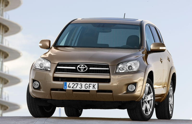 toyota rav4 2009 2010 reviews technical data prices. Black Bedroom Furniture Sets. Home Design Ideas