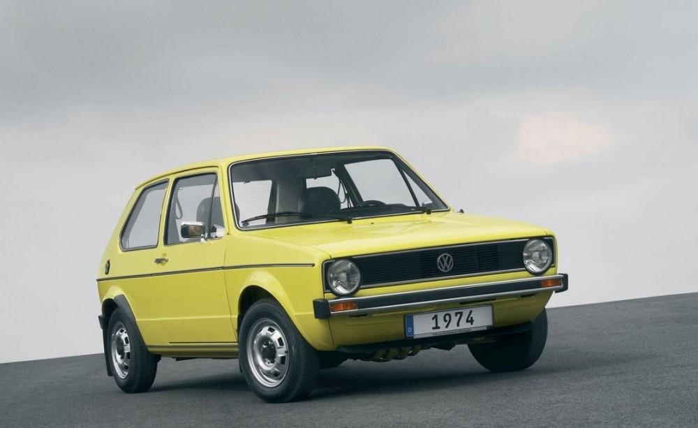Volkswagen Golf 1974 foto attēls