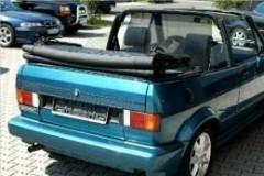 Volkswagen Golf kabrioleta foto attēls 1