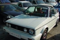 Volkswagen Golf kabrioleta foto attēls 2