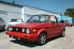 Volkswagen Golf kabrioleta foto attēls 5