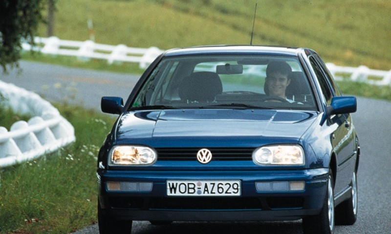 volkswagen golf 3 door hatchback 1991 1997 reviews technical data prices auto abc