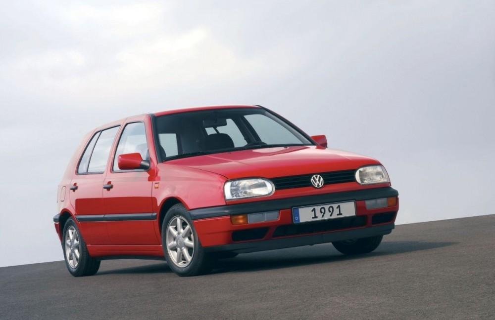Volkswagen Golf 1992 foto attēls