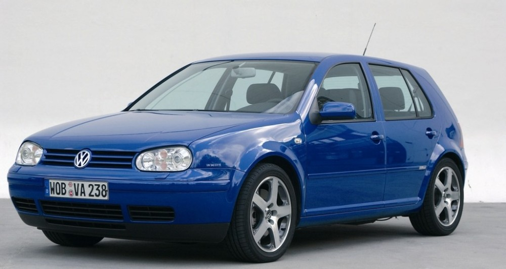 Volkswagen Golf 1997 foto attēls