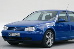 Volkswagen Golf hečbeka foto attēls 5