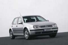Volkswagen Golf hečbeka foto attēls 6