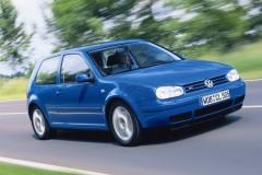 Volkswagen Golf 3 durvis hečbeka foto attēls 2