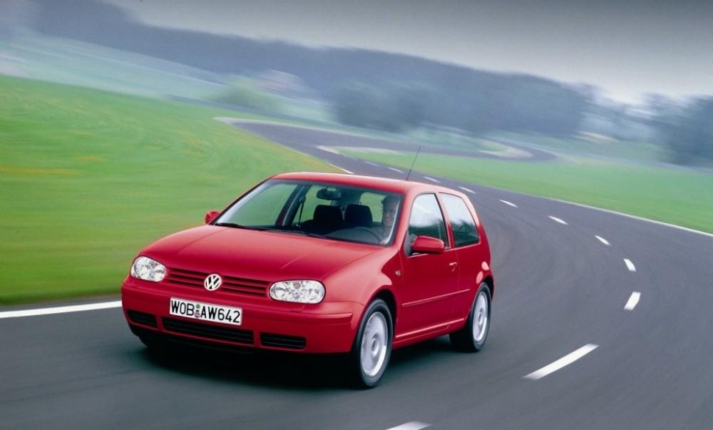 volkswagen golf 3 door hatchback 1998 2003 reviews technical data prices. Black Bedroom Furniture Sets. Home Design Ideas
