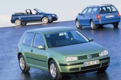 Volkswagen Golf 3 durvis hečbeka foto attēls 5