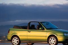Volkswagen Golf kabrioleta foto attēls 3