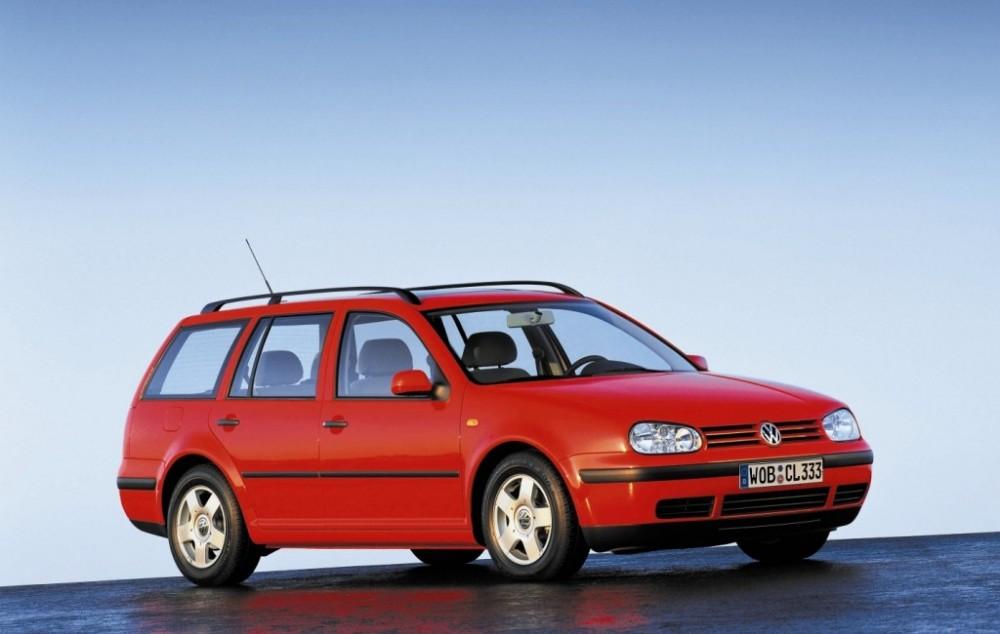Volkswagen Golf 1999 foto attēls