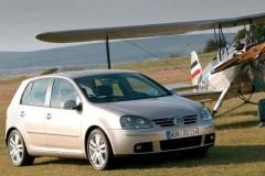 Volkswagen Golf hečbeka foto attēls 1