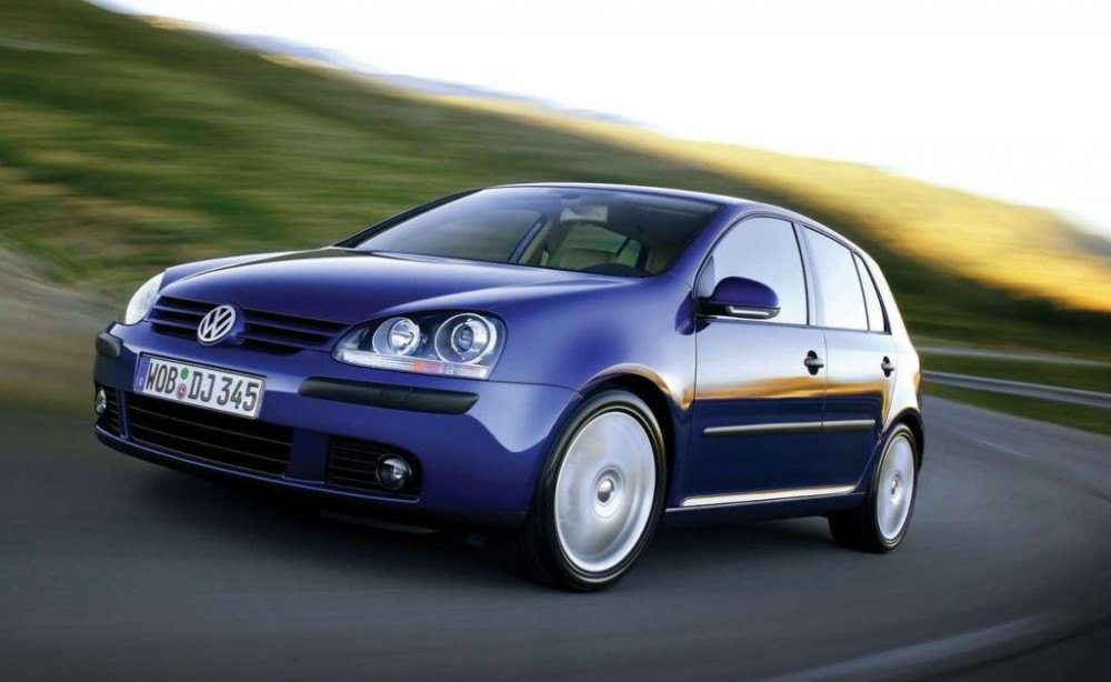 Volkswagen Golf 2003 foto attēls