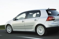 Volkswagen Golf hečbeka foto attēls 7