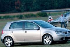 Volkswagen Golf hečbeka foto attēls 3