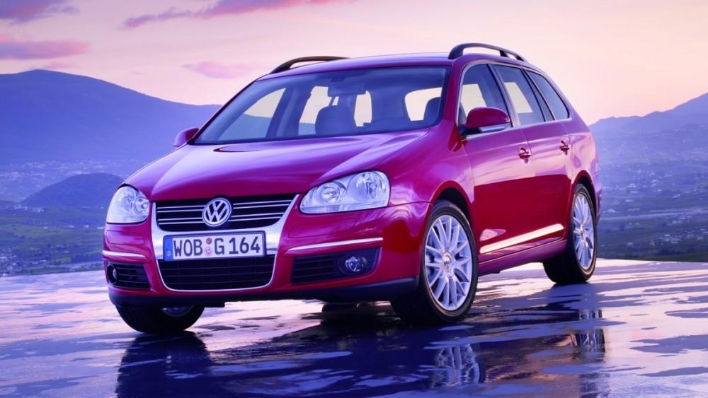 Volkswagen Golf 2007 foto attēls