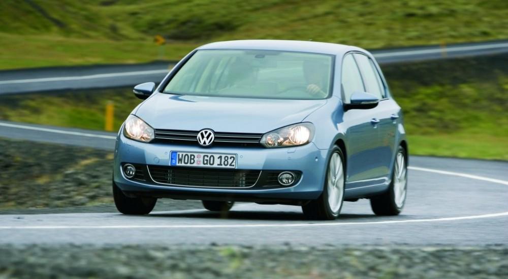 Volkswagen Golf 2008 foto attēls